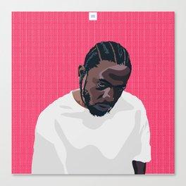 Kenny '17 Canvas Print