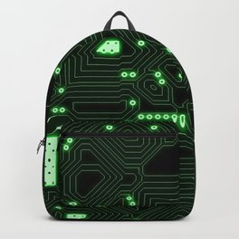Computer Circuitry Backpack