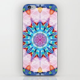 Flower of Life Mandalas 12 iPhone Skin