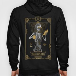 The Reader X Tarot Card Hoody