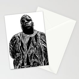 Biggie Biggie Biggie Stationery Cards