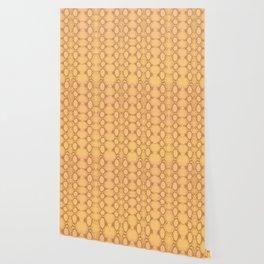 yellow snake skin minimal Wallpaper