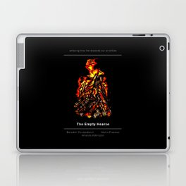The Empty Hearse Laptop & iPad Skin