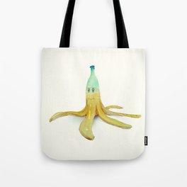 Banana Peel - Kart Art Tote Bag