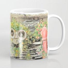 Lovely Fire Hydrant In Street Corner  Coffee Mug