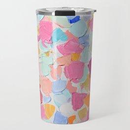 Amoebic Confetti Travel Mug