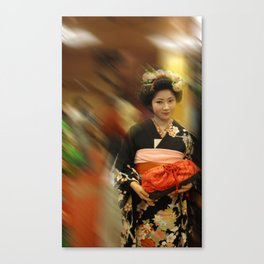 Photography from Japan by Sam Ryan Canvas Print