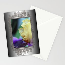 Tall Bearded Iris named Final Episode Stationery Cards