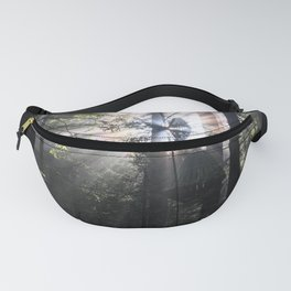 Exploding Light Fanny Pack
