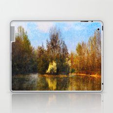 Autumn Lake Laptop & iPad Skin