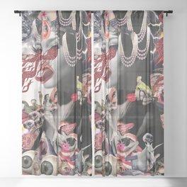 Midsummer Dream Sheer Curtain