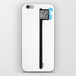 Truth Decay  iPhone Skin