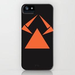Little Hanzo (origami) iPhone Case