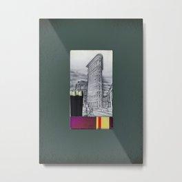 Flatiron Building NYC Metal Print