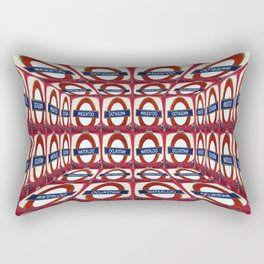 Can you show me the way to waterloo? Rectangular Pillow