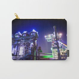 Industrial HDR photography - Steel Plant 2 Carry-All Pouch