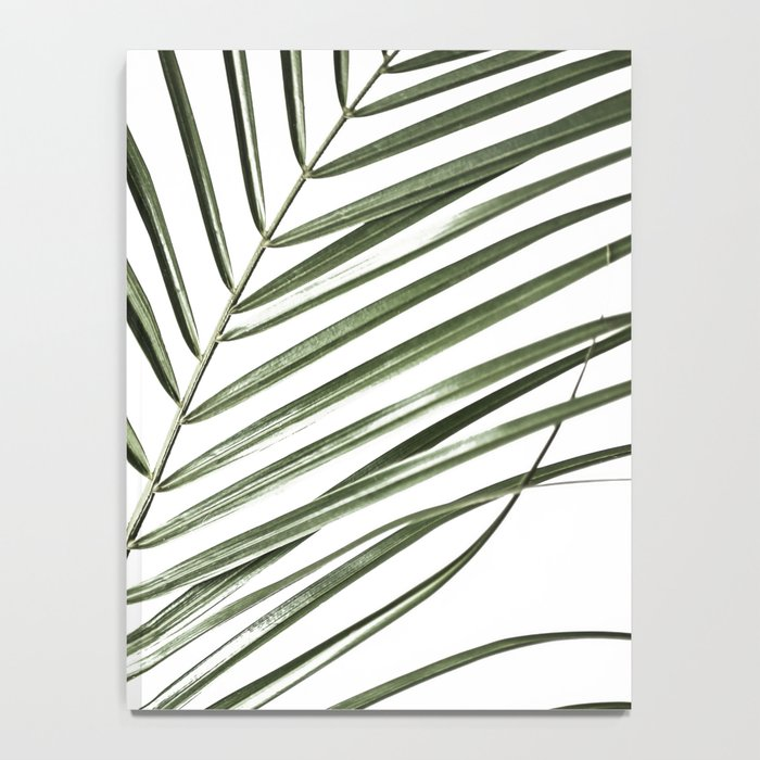 Palm Leaves 8 Notebook