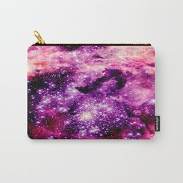 galaxy. Pink Fuchsia  Carry-All Pouch