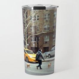 t(w)ogether NY dogs Travel Mug