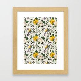 Trigger Happy Framed Art Print