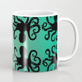 Octo Aqua Coffee Mug