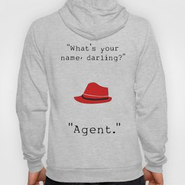 What's your name, darling? Hoody