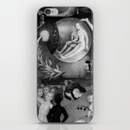 The Garden of Earthly Delights  iPhone Skin