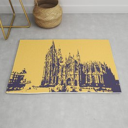 Cologne Cathedral Koelner Dom Rug