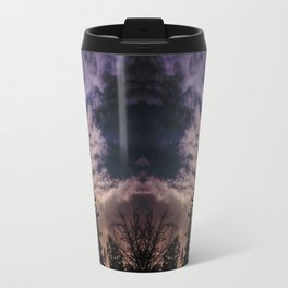 Sky & trees Travel Mug