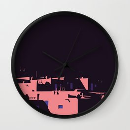 Breaking Dawn Wall Clock