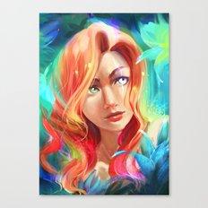 Mad Eye Canvas Print