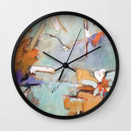 Bahama Mama Wall Clock