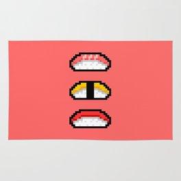 Pixel Nigiri Sushi Rug
