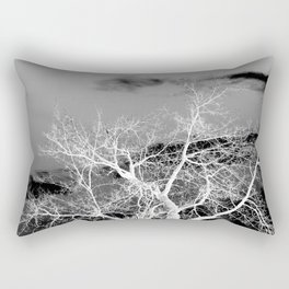 Go Ahead and See Rectangular Pillow