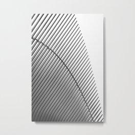 Oculus 10 Metal Print