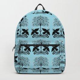 raven garden gift Backpack
