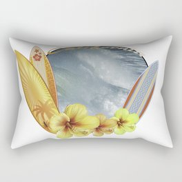 California Paradise Rectangular Pillow