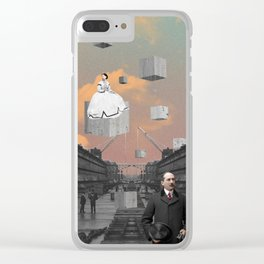 The Departure Clear iPhone Case