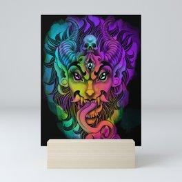 Krampussy Mini Art Print