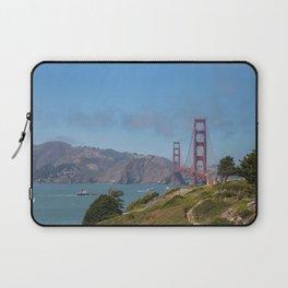 Golden Gate Bridge Laptop Sleeve