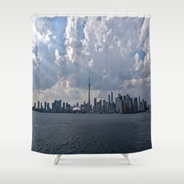 Ferry Tales - Toronto Shower Curtain