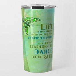 Life/Dance Travel Mug
