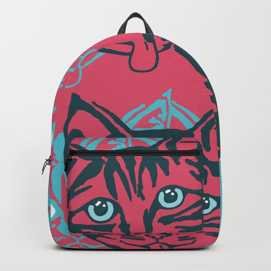 Mollycat Close-up Backpack