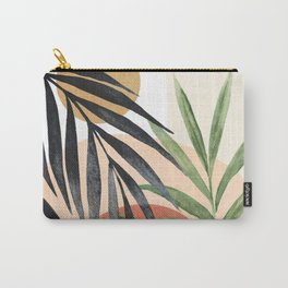 Abstract Tropical Art VI Carry-All Pouch