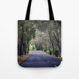 long road home Tote Bag