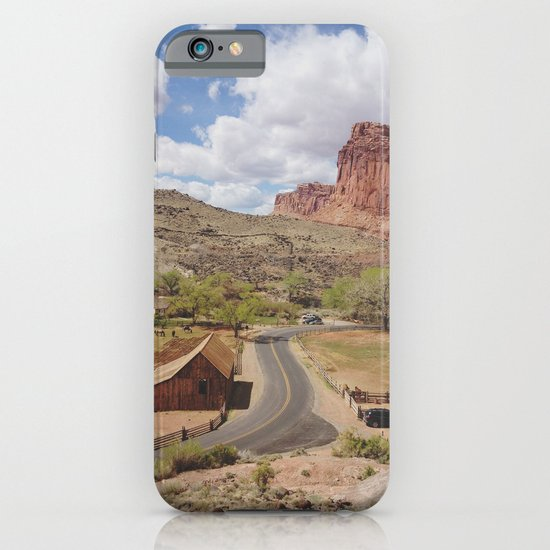 Capitol Reef iPhone & iPod Case