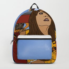 girl crush Backpack
