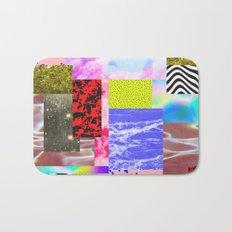 Creative cloud monument Bath Mat