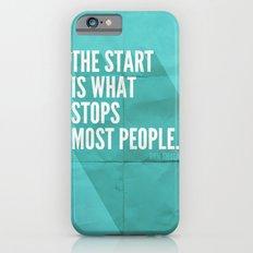 The Start Slim Case iPhone 6s