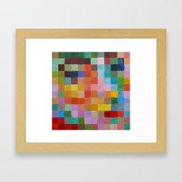 Matisse's Woman Framed Art Print